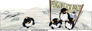 Penguins For Peace
